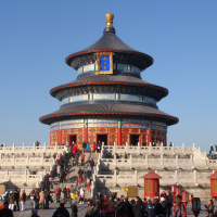 Dangaus šventykla