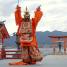 "Japonijos teatras ""Bugaku"""