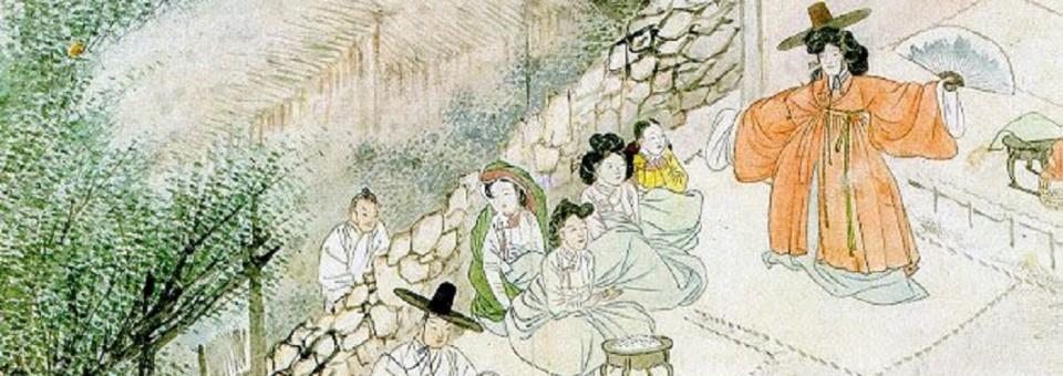 Korėjos šamanizmas