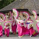 Tradiciniai Korėjos šokiai