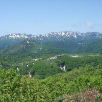Širakamio kalnai