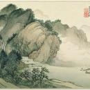 Kinų peizažinė tapyba