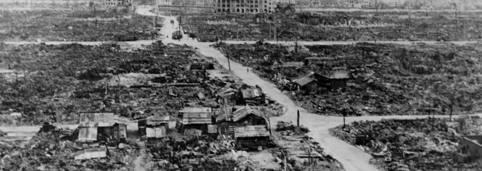 Atominis bombardavimas Hirošimoje ir Nagasakyje