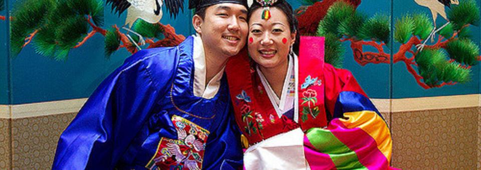 Vedybos Pietų Korėjoje