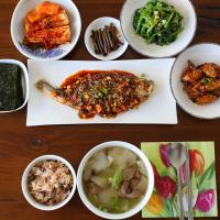 Pietų Korėjos stalo etiketas